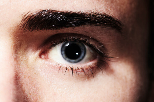 Can stress cause dilated pupils?
